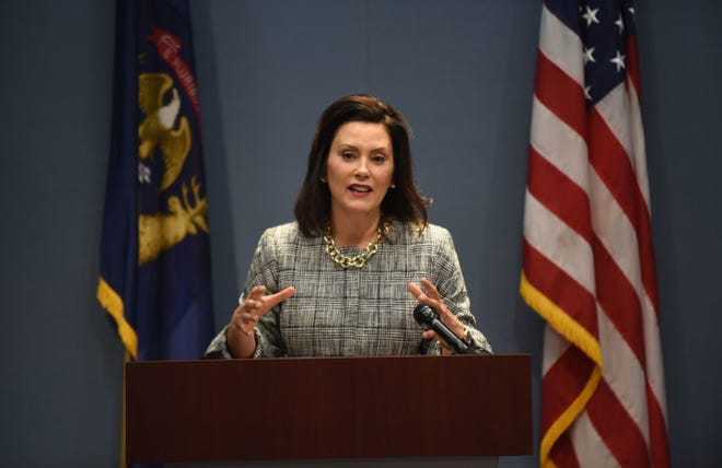 Gov. Gretchen Whitmer has predictably faced resistance in the Republican-led Legislature, but has kept the lines of communication open. She has regular meetings with both Democratic and Republican legislative leaders.