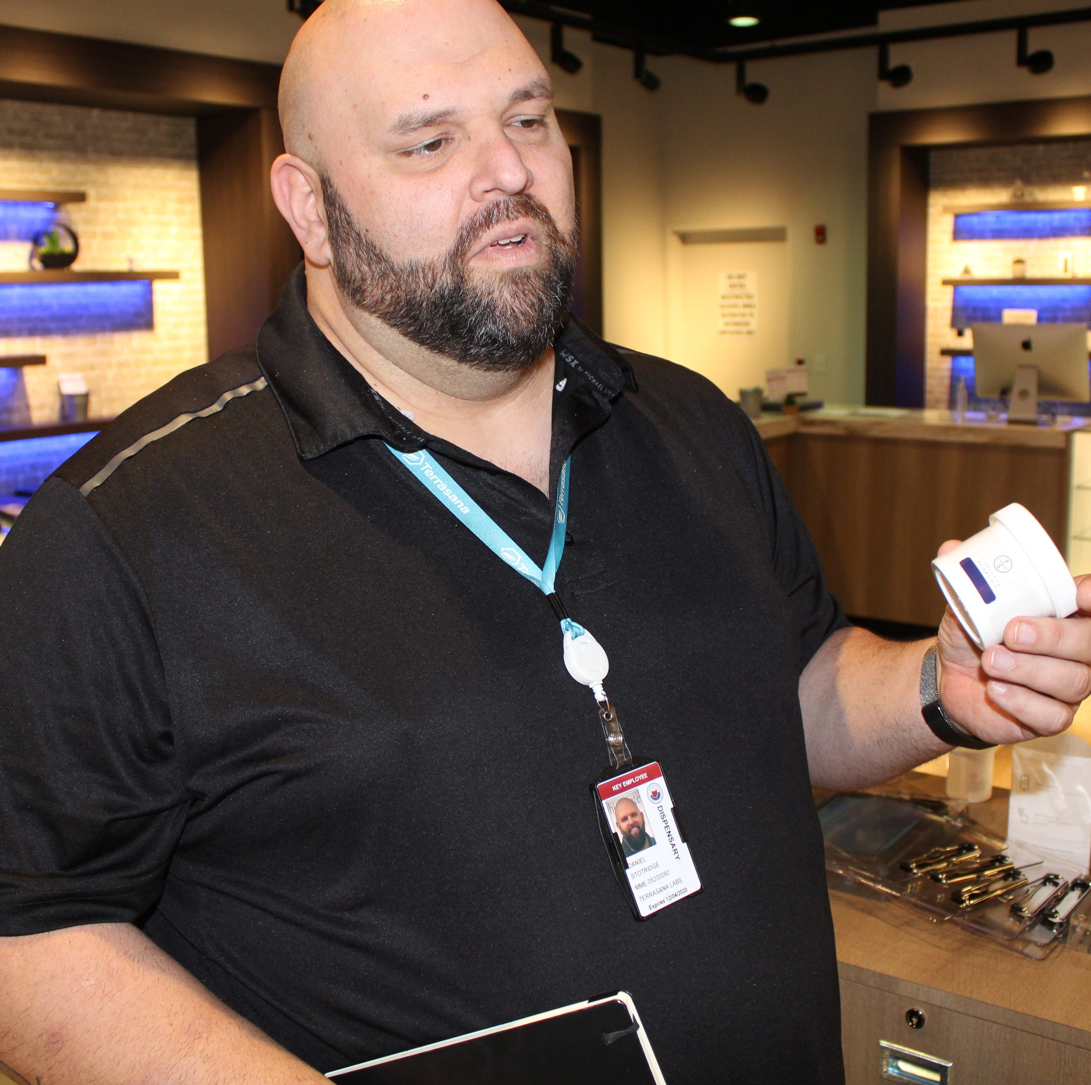 Fremont medical marijuana dispensary getting ready for big day