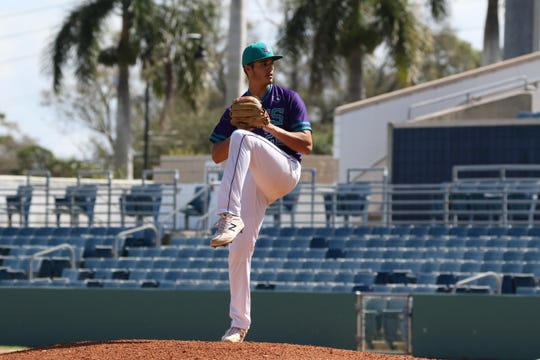 Barron Collier graduate Jesse Ferreira leads the Buccaneers with 10 starts, going 2-1 with a 3.53 earned run average.