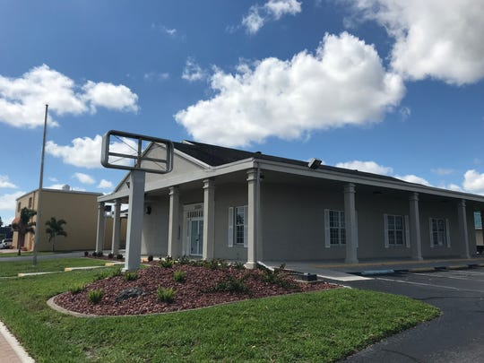 Cape Coral's first medical marijuana dispensary is planned to open in an old bank building on SE 47th Terrace.