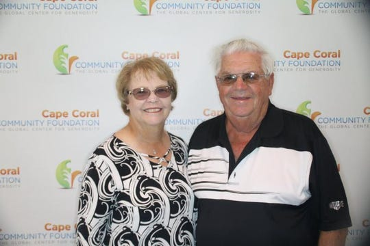 The generosity of David and Joyce has reinvigorated the Cape Coral Community Foundation with broader and ambitious aims.