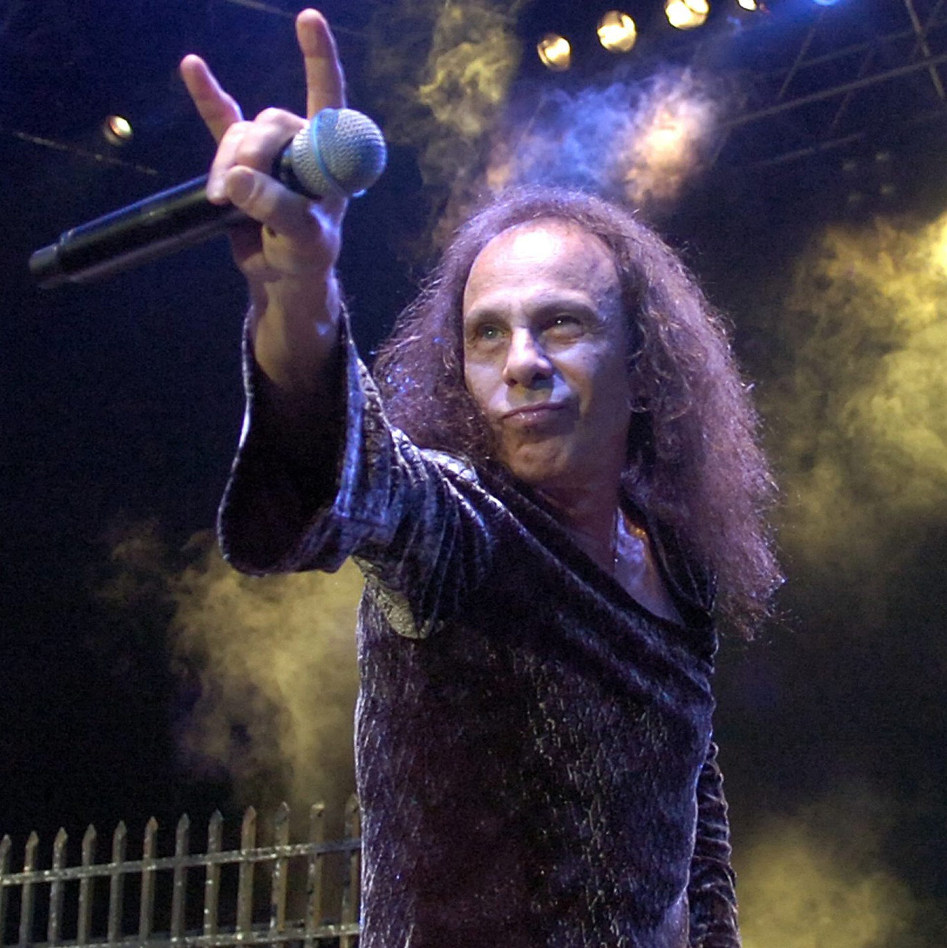 Dio hologram will rock Fort Myers' Mann Hall. 'It's a real metal show,' says hologram creator.