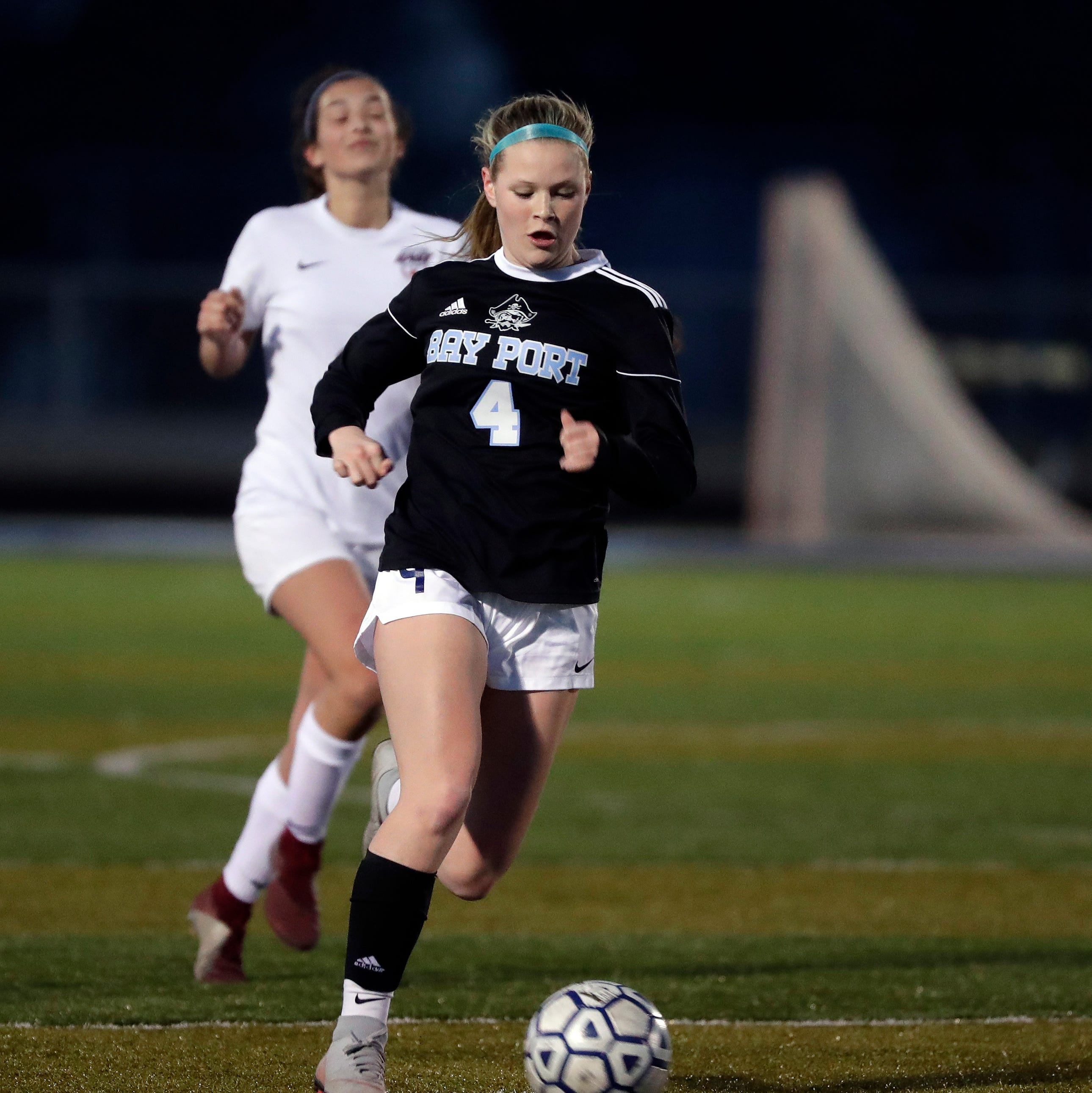 Bay Port girls soccer team 'hungry for something more'