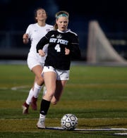 Bay Port freshman Lauren Bradley has scored three goals in the first four games.