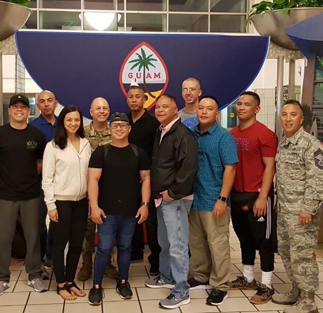 Guam Air National Guard members head to Arizona to support border operations