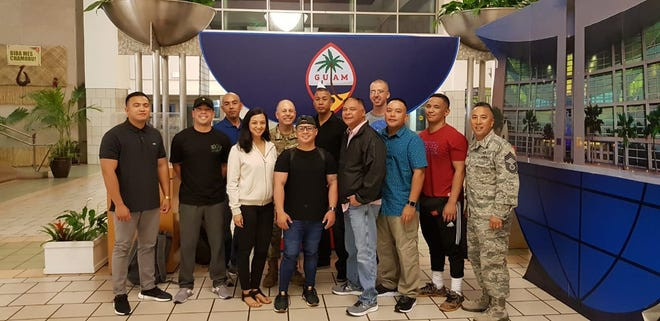 Guam Air National Guard members recently went to Yuma, Arizona, in support of Operation Guardian Support at the Southwest Border.