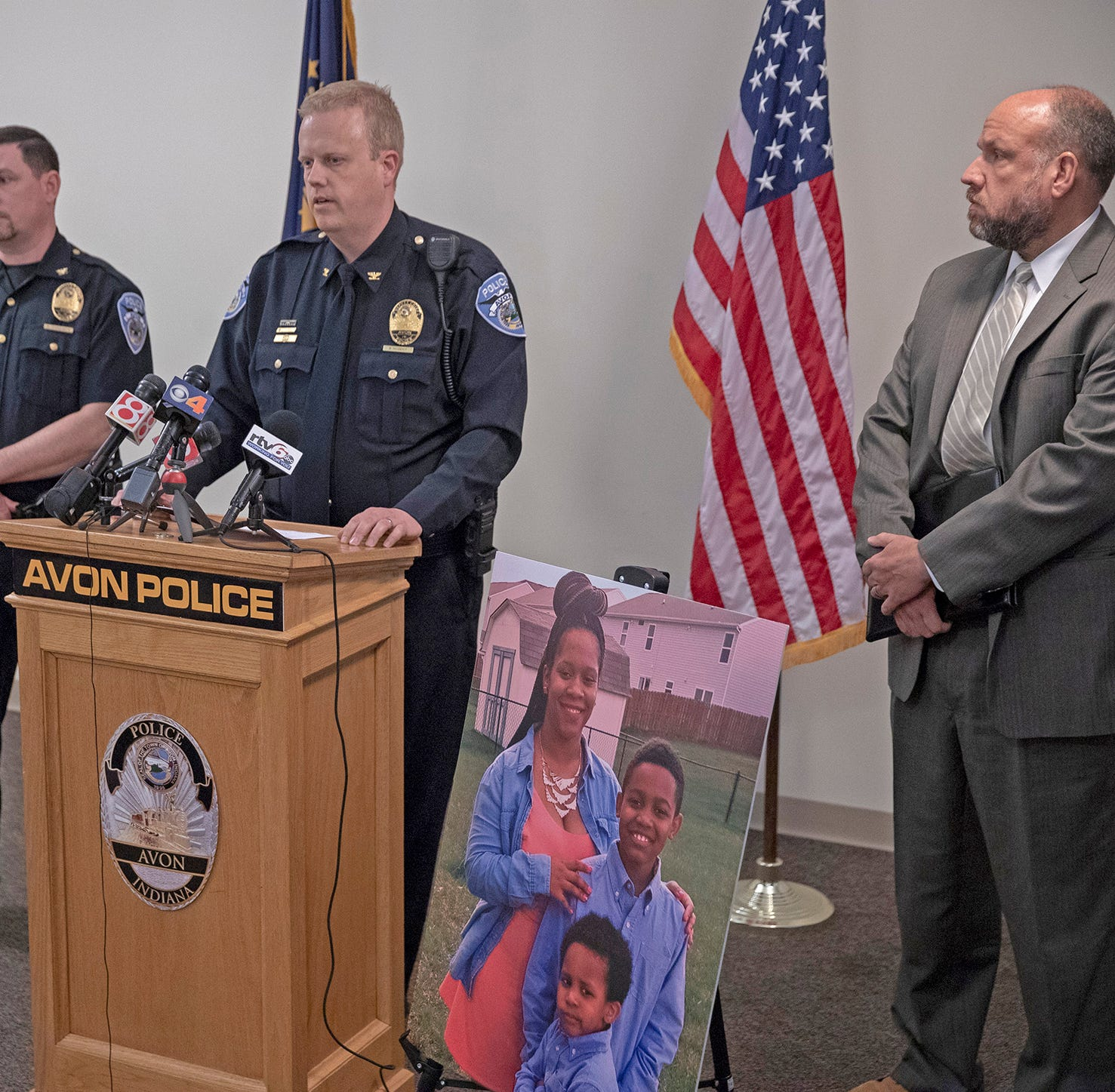 'Truly the worst outcome': Avon police provide updates in Najah Ferrell case