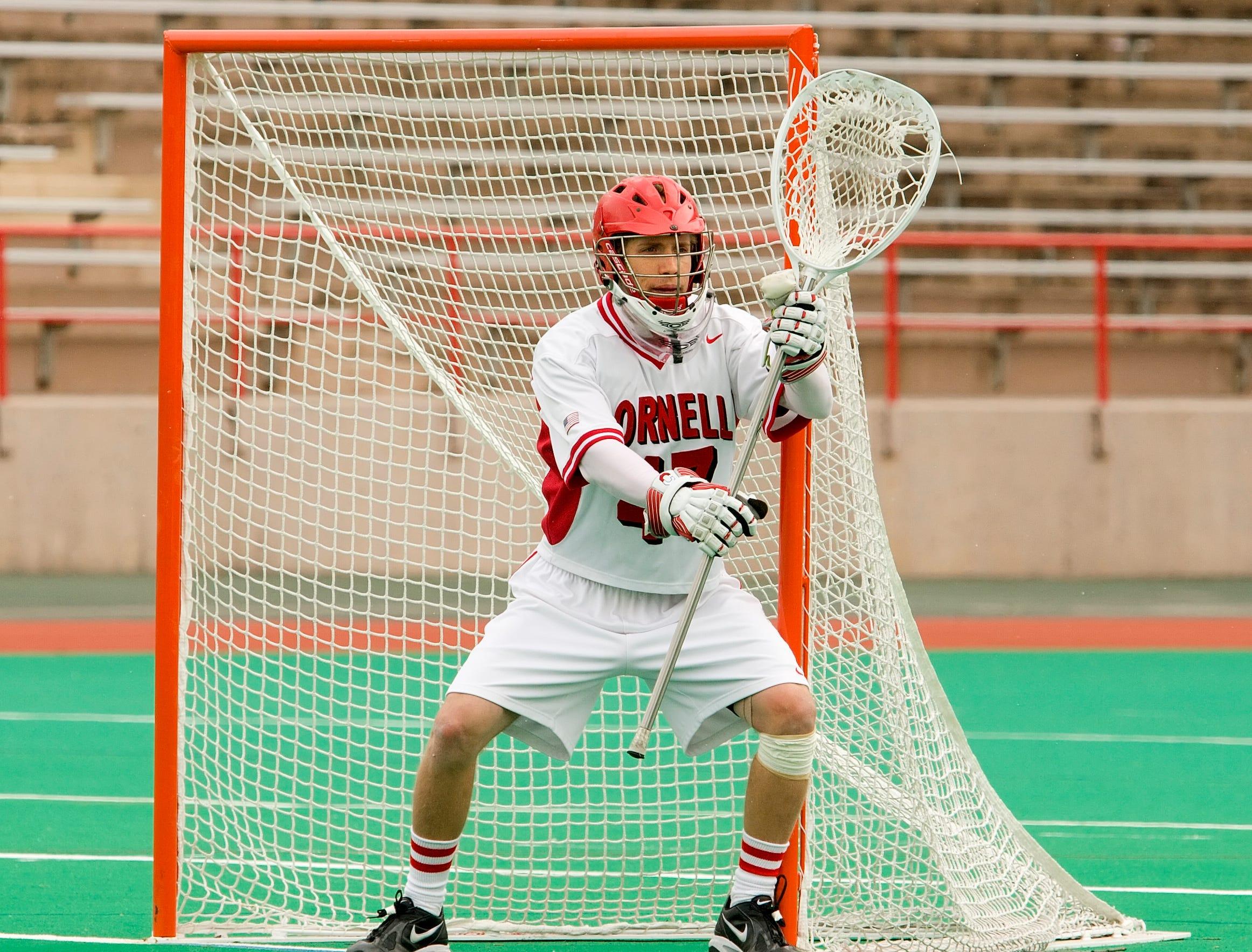 2007: Matt McMonagle Cornell Lacrosse