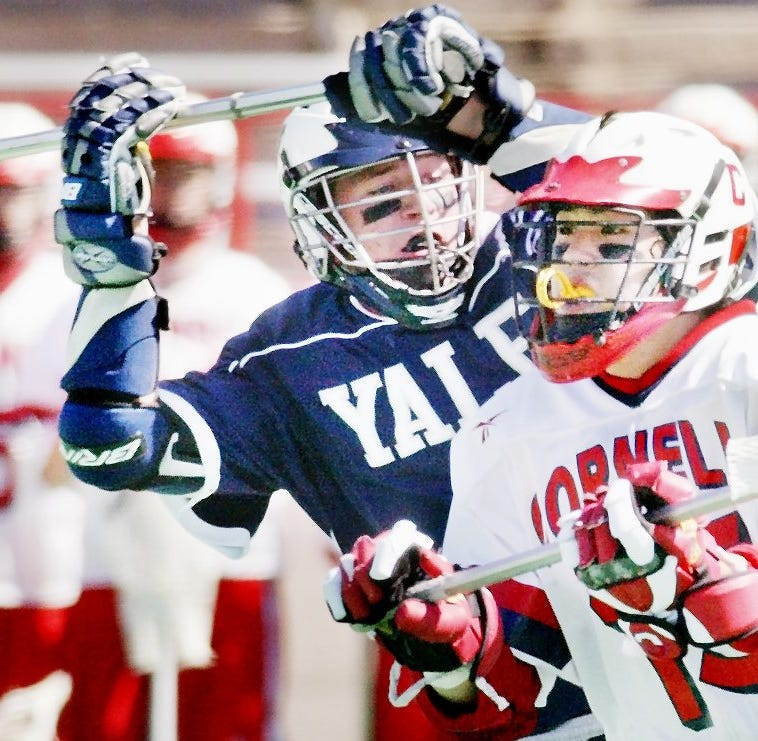 Ivy League Lacrosse Tournament 2019: How to watch Cornell vs. Yale on TV, online