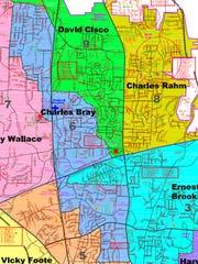 Jackson City Council District 6