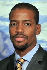 Colorado assistant basketball coach Kim English