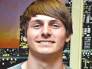 Jacob Washam was one of two 2014 Chris Newsom Memorial Scholarship winners.
