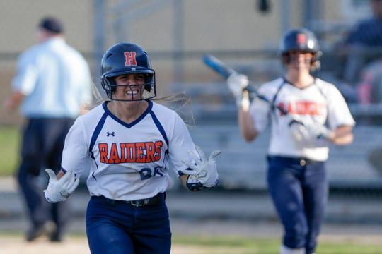 Jocey Gault had four hits in a win over North Central.