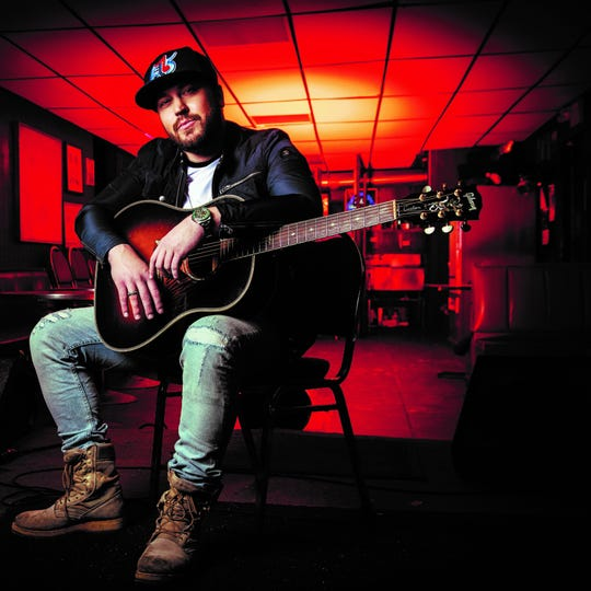 Mitchell Tenpenny is Rock 'n' Bowl bound Friday at 8:30 p.m.