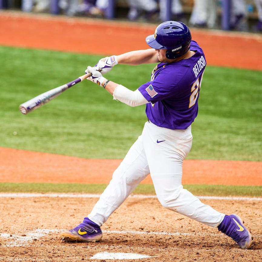 LSU's baseball team apparently gave up winning for Lent, but Easter and Florida are near