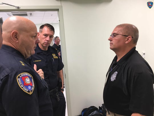 State fire marshals from Florida have offered to assist Louisiana authorities in their investigation into three church fires in St. Landry Parish.