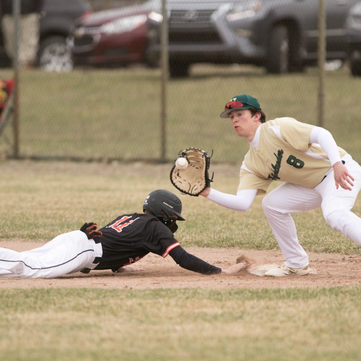 Sophomore's walk-off single in 8th completes Howell baseball comeback vs. Brighton