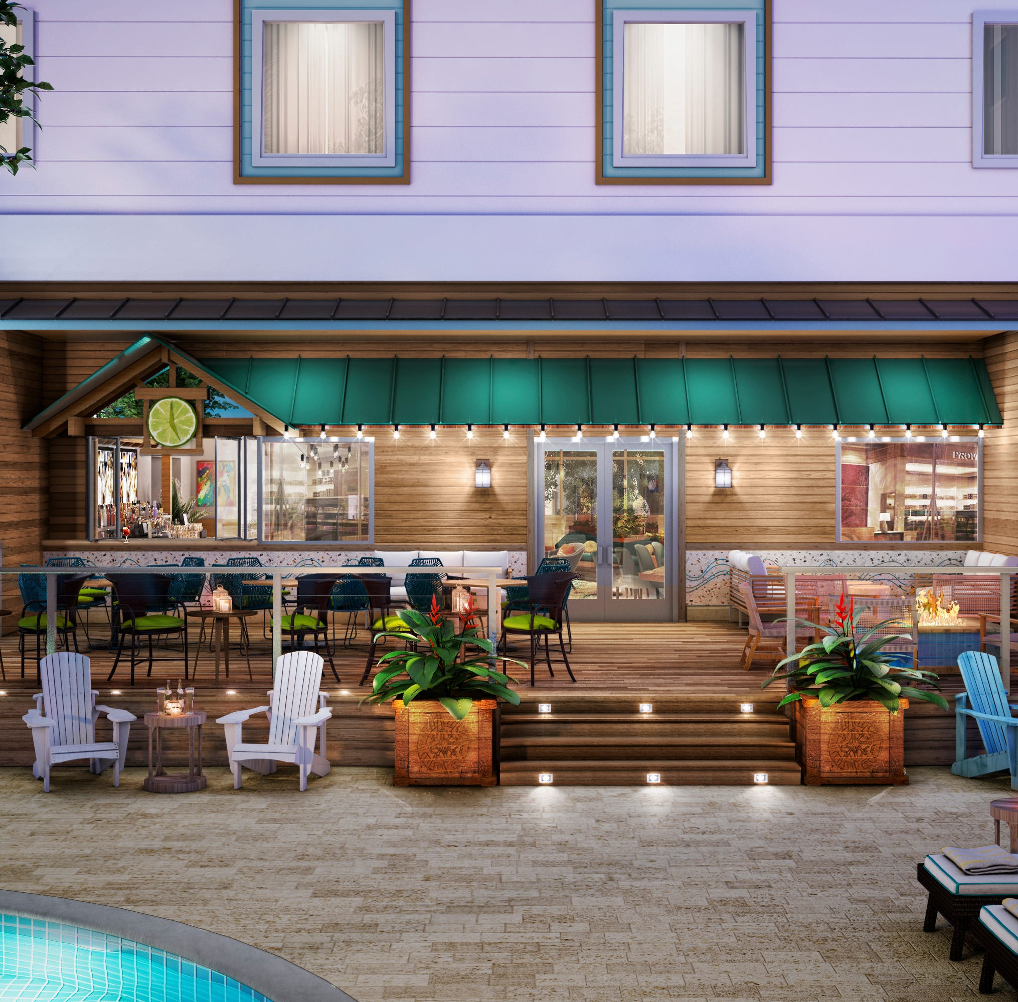 Margaritaville is coming to Louisville with this Jimmy Buffett-inspired hotel