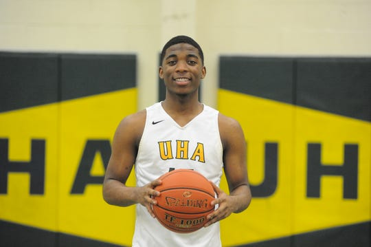 University Heights guard KyKy Tandy