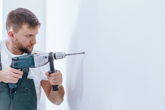 Drilling into walls aimlessly can damage hidden components and lead to costly repairs.