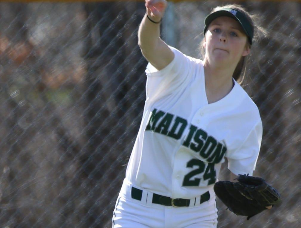 GALLERY: Lexington at Madison Softball