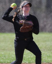 Lexington's Lili Mattia has the young Lady Lex at No. 8 this week in the Richland County Softball Power Poll.