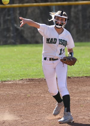 Madison's Paige Eldridge flourished during her sophomore season with the Madison Lady Rams. After having her junior year canceled, Eldridge will look to leave on a high mark in 2021.