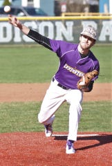 Lexington's Jake Depperschmidt has been dominant on the mound lately and has the Minutemen at No. 4 in the power poll.