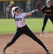 Lexington's Sydni Clever has led the resurrection of the Lexington softball program. Lady Lex is No. 7 in this week's power poll.