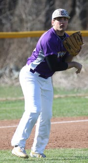 Lexington's Ben Vore had a huge week and has the Minutemen on a 9-game winning streaking making it a close call in the power poll rankings as the Minutemen finished No. 2 in the Richland County Baseball Power Poll.