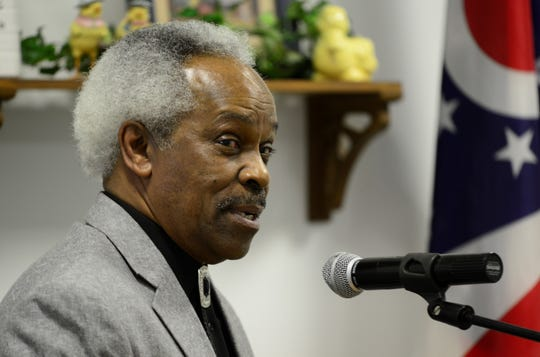 """Fourth ward Mansfield City councilman Walden """"Butch"""" Jefferson is running for re-election in the May primary."""