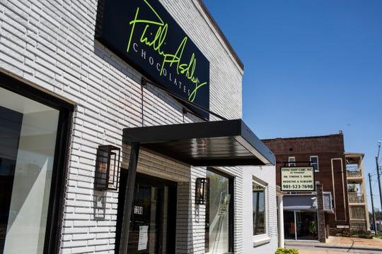 Phillip Ashley Chocolates at 1200 Madison Ave.