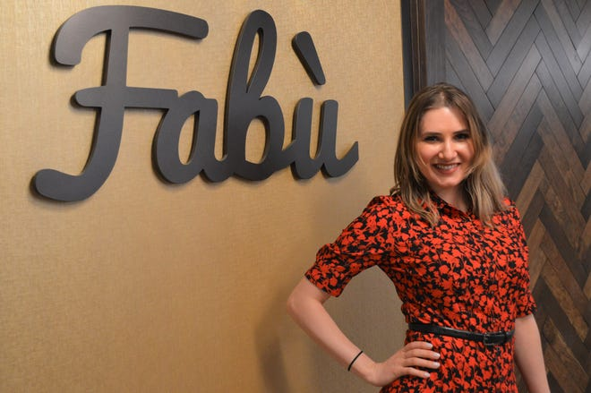 Yulia Da Silva of Brookfield opened Fabu Eyes, an eyelash extension salon in Franklin, in 2017. Now, it's moving to West Allis.