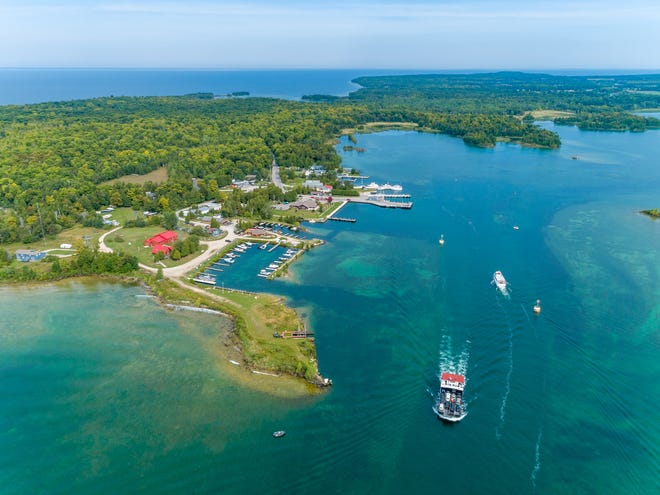 An island getaway is closer than you think. Picturesque Washington Island is the perfect antidote to the lingering winter blues.