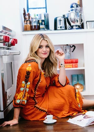Daphne Oz shares her healthy eating tips and recipes in her cookbooks.