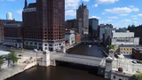 Take a look of the Milwaukee lakefront, downtown, the Milwaukee River and Atwater Park in Shorewood via a drone.