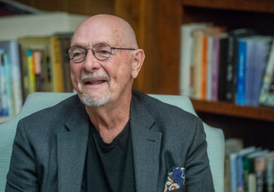 """Bob Zellner is author of the book ÒWrong Side of Murder Creek: A White Southerner in the Freedom Movement.Ó A discussion on the upcoming movie """"Son of the South"""" took place March 7, 2019, at Read Herring bookstore in Montgomery."""