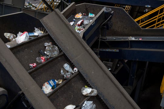 City officials say household garbage will be sorted for recyclables which will remove up to 60 percent of materials from the city's wastes stream.
