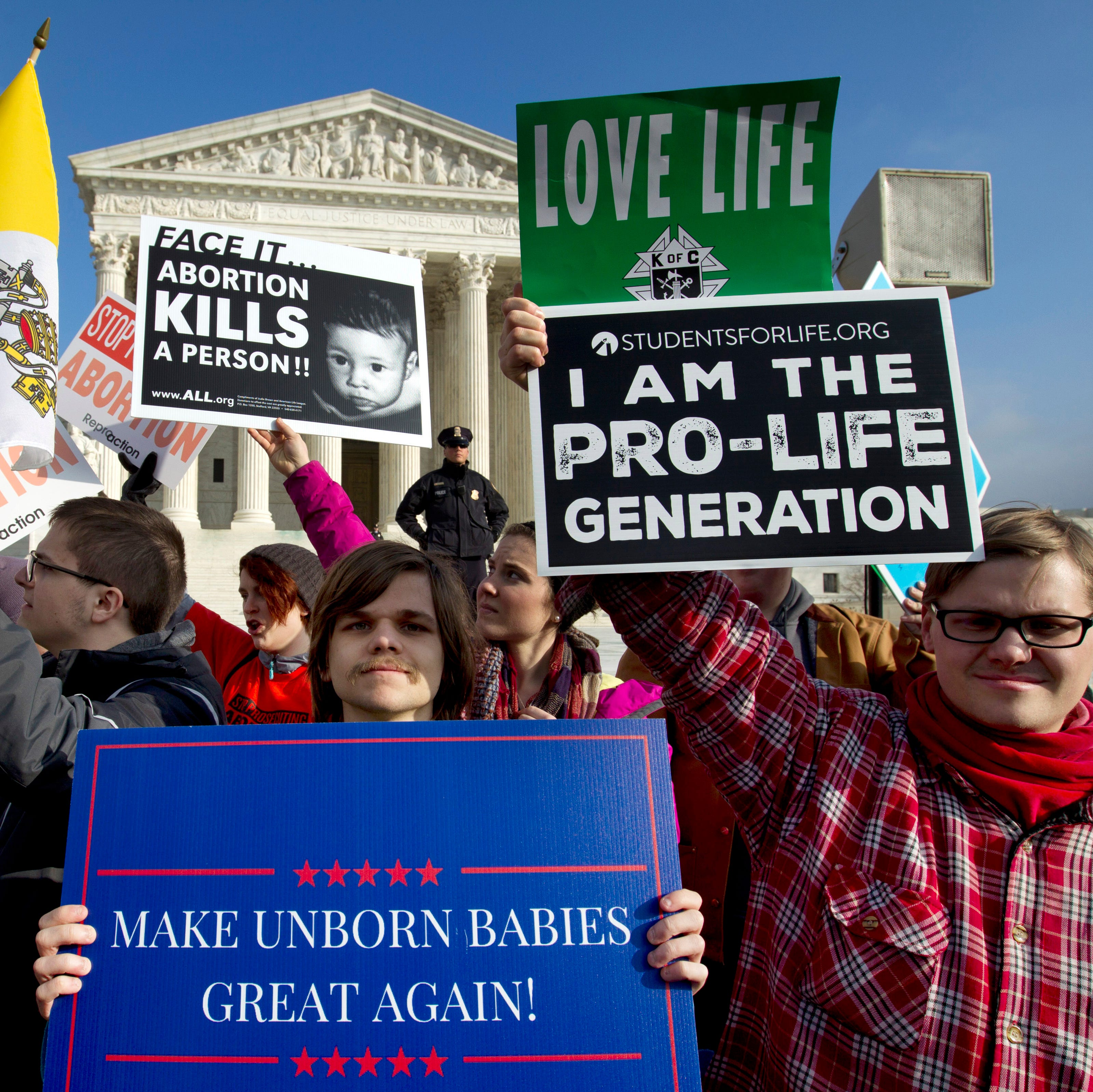 Louisiana voters may get their say on abortion