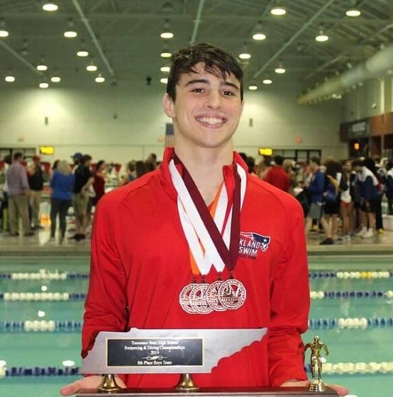 Oakland's Jordan, Central Magnet's Orr headline all-area swim teams