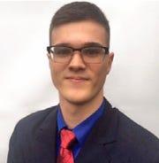 Jax Turner of Fairview High School was elected 2019-2020 Tennessee TSA State Secretary.