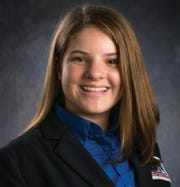 Alexis Miniat of Fairview High School was nominated as a candidate for a National TSA Office for the 2019-2020 year.