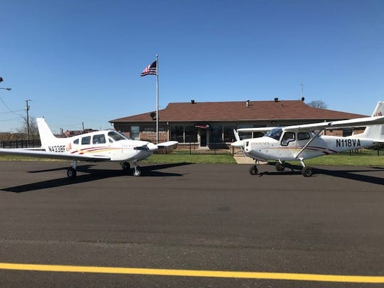 """The Phoenix Flight Academy Aircraft Fleet includes """"some of the newest and best equipped training aircraft in the Nashville area,"""" according to a news release. Enrollment at the Sumner Co. Regional Airport has soared from two to more than 20 students in about four months."""