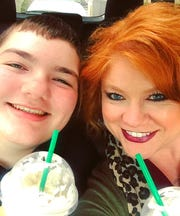 """Parker Caraway Reynolds was 16 when he died by suicide on Feb. 5, 2018. His mom, Camile Caraway, focuses on """"bringing value to others' lives."""" She's organizing a fundraiser in Parker's honor in Hendersonville on Tuesday, April 30."""