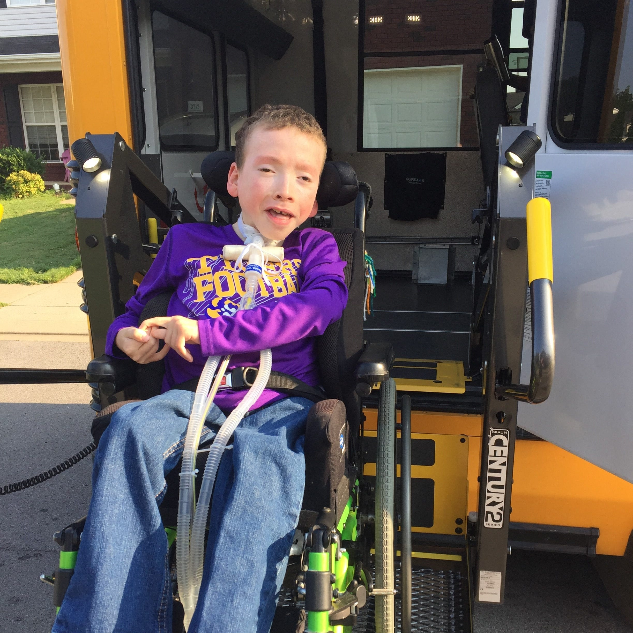 'The life he was dealt:' TennCare bill for kids with severe disabilities now behind the budget
