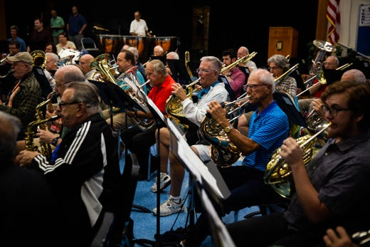 Collier County school boots Naples Concert Band after 45 years