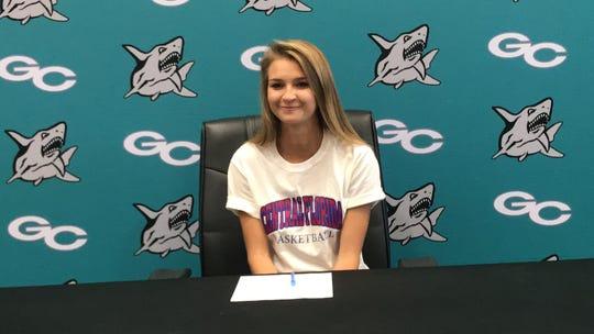 Savannah Reimer, Gulf Coast basketball