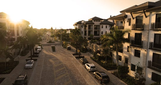 Just twelve residences remain available at Phase III pricing at Naples Square.