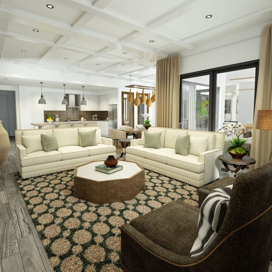Ronto Group announced that just eight residences featuring its Duval floor plan remain available at Eleven Eleven Central.