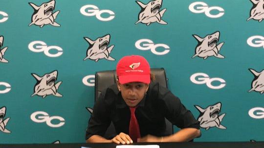 Anthony Henderson, Gulf Coast football